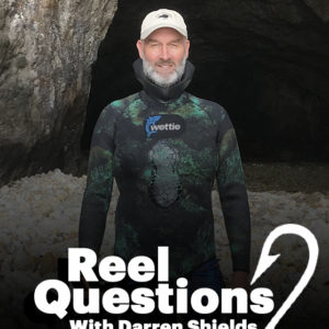 Reel Questions with Darren Shields